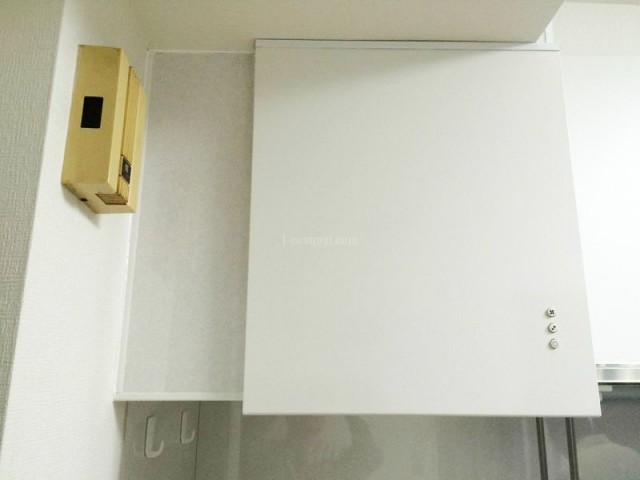 富士工業レンジフードXAI-3A-4516 Wでレンジフードのリフォーム工事