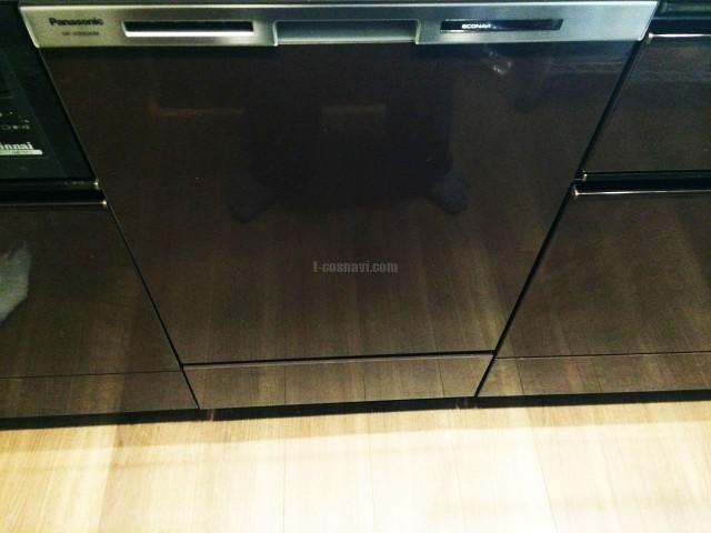 ザ・グランアルト錦糸町 パナソニック食器洗浄器 NP-45MD6W新規設置工事
