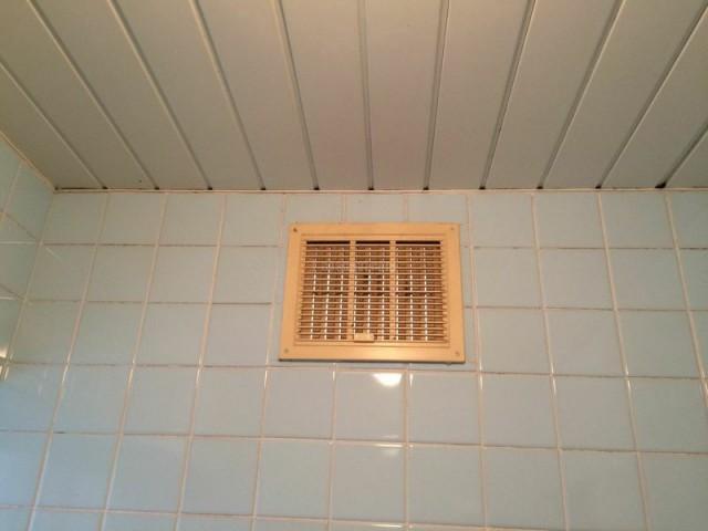 世田谷区リンナイ RVD-E2401SAW2-1リンナイ浴室暖房機RBHM-W413KPの設置工事