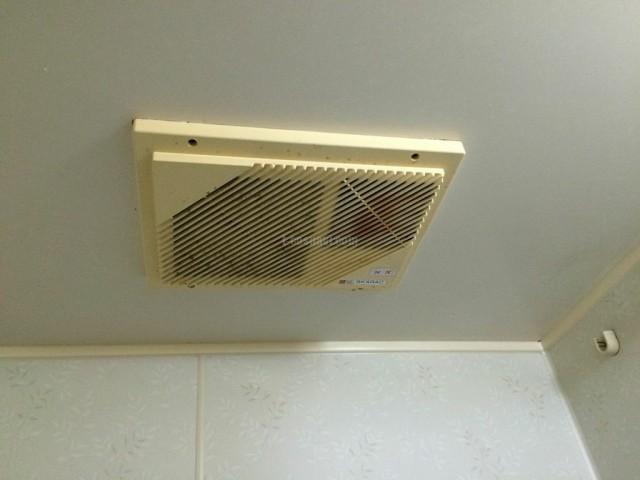 SKARAC 浴室換気乾燥機の交換工事 マックスBS-151H
