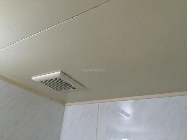 東京都東久留米市 MAX浴室換気乾燥機BS-151H取付工事