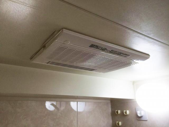 横浜市旭区クリオ二俣川六番館 MAX浴室換気乾燥機 CL-24H・Tの交換工事
