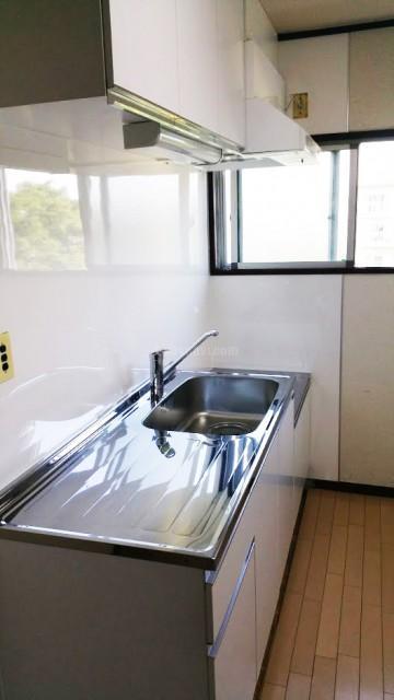 横浜市磯子区上中里住宅 公団仕様のキッチンをマイセットでリフォーム