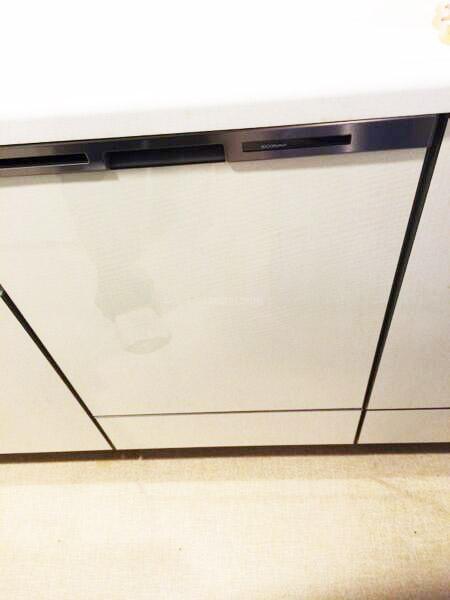 デュオヒルズつくば学園都市 食洗機新規取付工事