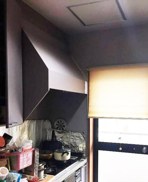 東京都板橋区 レンジフードリフォーム工事