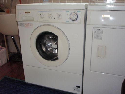 White Westinghouse 洗濯機 FTF530 交換工事