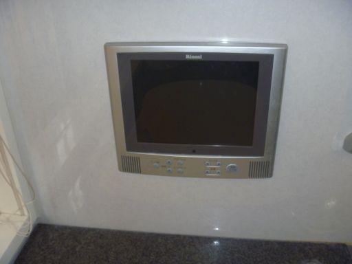 リンナイ  浴室テレビ DS-1200(A) 交換工事
