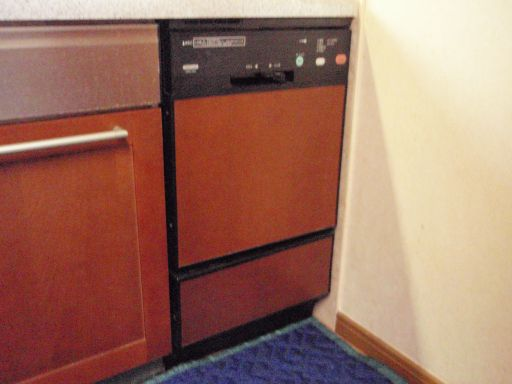 Miele 食器洗浄機 G1102SCu(ホワイト) ハーマン社製食器洗浄機からの交換工事