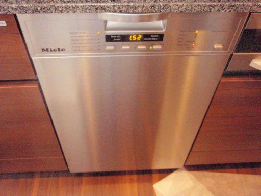 Miele 食器洗浄機 G1202SCu(ステンレス) 新規取付工事