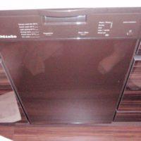 Miele 食器洗浄機 G1102SCu(ダークブラウン) 新規取付工事