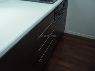 Panasonic 食器洗い機 NP-P45VD3K-K取付工事