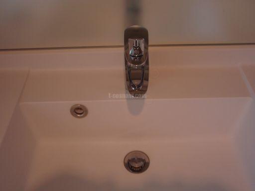 グローエ シングルレバー洗面混合栓 ユーロプラス33254 001 交換工事