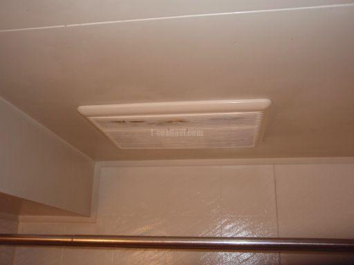マックス 浴室換気乾燥機 BS-112HMNL-CX 交換工事