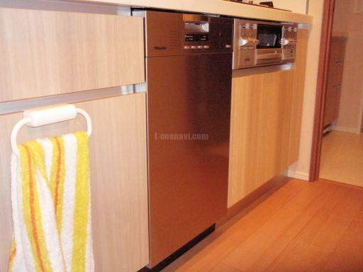 Miele 食器洗浄機 G1502SCu(ステンレス) 新規取付工事