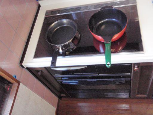 IHクッキングヒーター・電気オーブン・食器洗浄機交換工事
