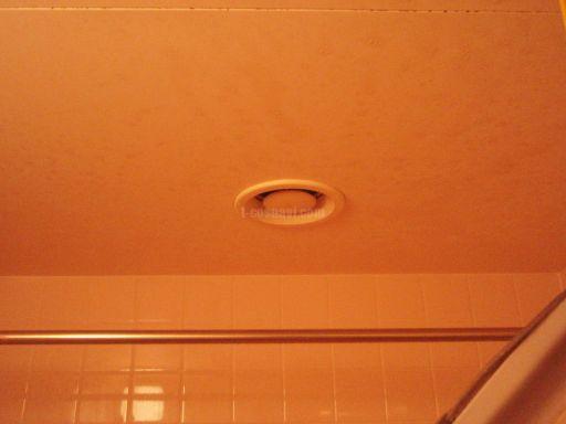 三菱電機 浴室換気乾燥機 V-123BZL  3室換気扇からの交換工事