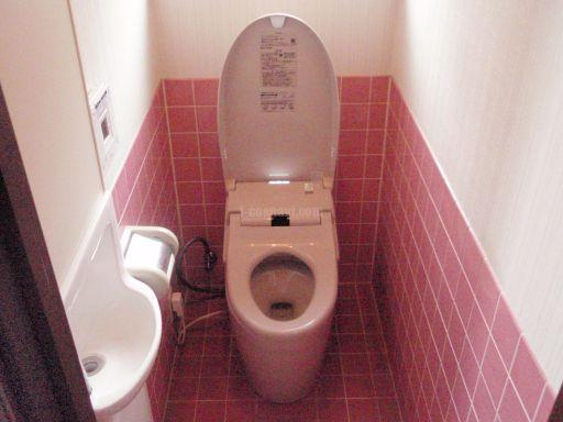 TOTO トイレ交換工事