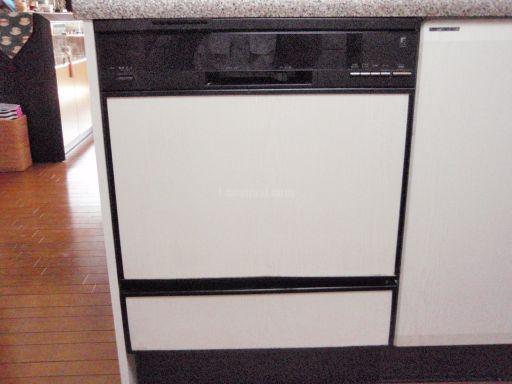 Miele 食器洗浄機 G1142SCu(ステンレス) National NP-9200BPからの交換工事