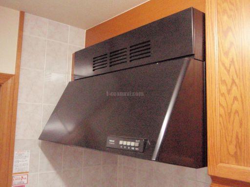Panasonic 食器洗浄機NP-45MD5S+ドアパネル 渡辺製作所 レンジフードWBS-90DFMG 交換工事
