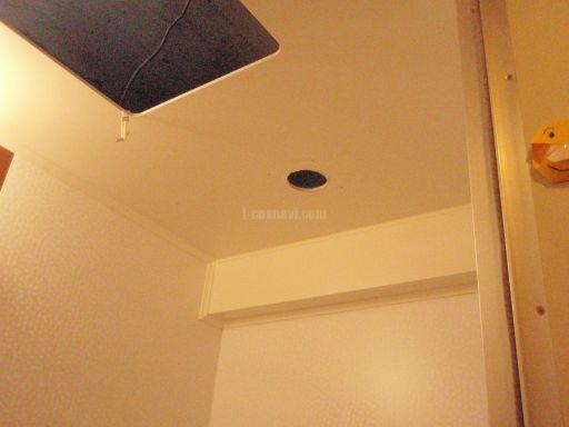 三菱電機 浴室換気乾燥機 V-123BZL 換気扇からの交換工事