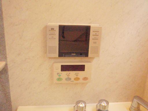 リンナイ  浴室テレビ 地デジ対応DS-1200(A) 交換工事