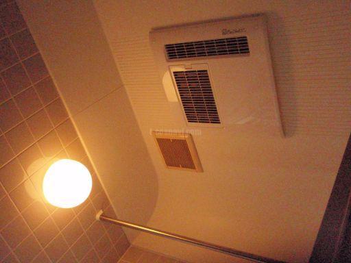 三菱電機 浴室換気乾燥機 V-222BZL 新規取付工事