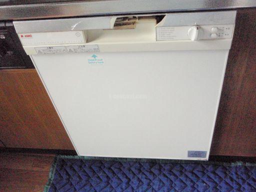 ASKO 食器洗浄機 D5132 交換工事