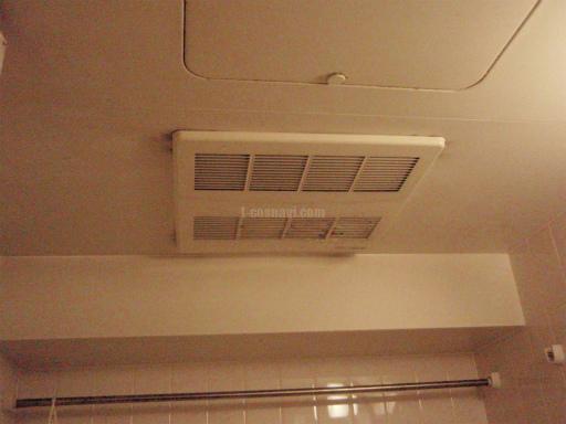三菱電機 浴室換気乾燥機 V-122BZ 交換工事