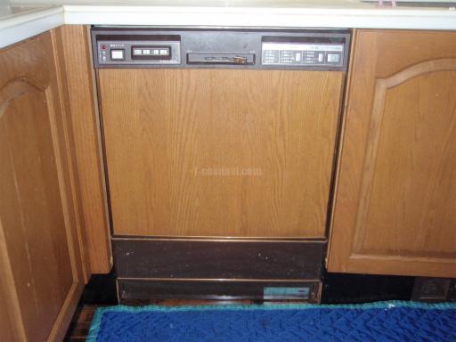 ASKO 食器洗浄機 D1532d ナショナル食器洗浄機からの交換工事