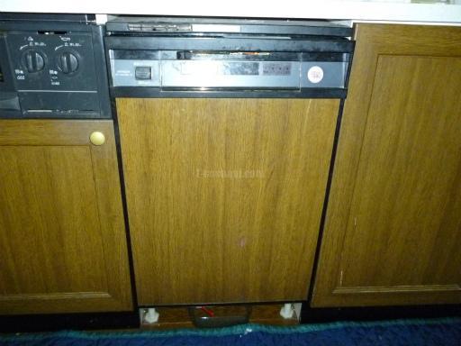 AEG 食器洗浄機 F78400VIOP 日立製作所社製 食器洗浄機からの交換工事