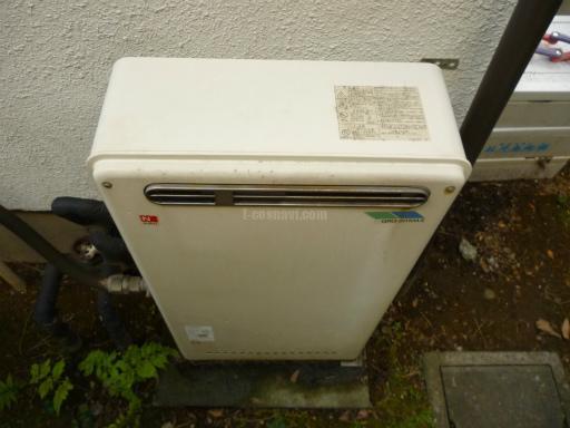 ノーリツ ガスふろ給湯器 GRQ-C2042AX BL(ecoジョーズ) ノーリツ給湯器GQR-2010AXからの交換工事