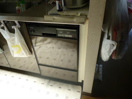 ハーマン 食器洗浄機 FB4504PMSF National社製食器洗浄機からの交換工事