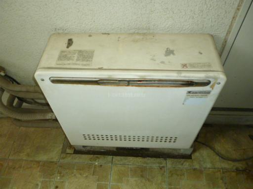 ノーリツ ガスふろ給湯器 GT-C2442ARX-MB 東京ガス社製給湯器からの交換工事
