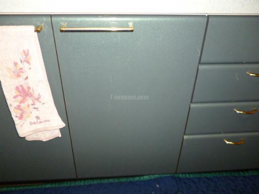 リンナイ 食器洗浄機 RKW-F401A 新規取り付け工事