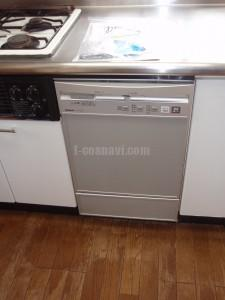 ナショナル食器洗浄機NP-P45D1P1の交換