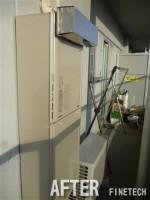 ノーリツ  給湯器 GRQ-2050AX BL 設置工事