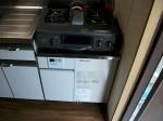 ノーリツ 給湯器 GBG-1610D 交換工事
