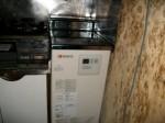 ノーリツ 給湯器 GBF-1610D 交換工事