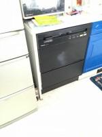 GEアプライアンス食器洗浄機 GSD600からパナソニック食器洗い乾燥機 NP-P60V1PKPKの交換工事