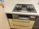 ハーマン ビルトインコンロ C3WL8RWAS6SV /  パナソニック食器洗浄器 NP-45MS6S 交換工事
