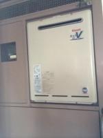 リンナイ 給湯器 RUF-A2003SAW 交換工事
