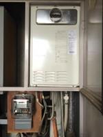 パロマ 給湯器 FH-202ZAW3(S) 交換工事