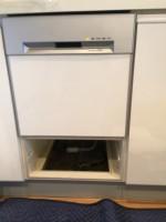 ハーマン 食器洗乾燥機 FB4516PMS 交換工事