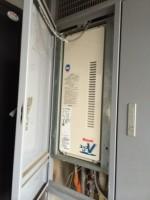 リンナイ 給湯器  RUF-VS1605SAB 交換工事