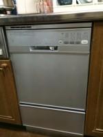 ハーマン 食器洗乾燥機 FB4504PMSF 交換工事