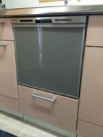 Panasonic 食器洗乾燥機 NP-45MS6S 交換工事