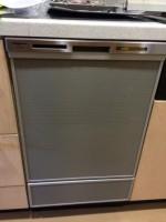 Panasonic 食器洗乾燥機 NP-45MD6S 交換工事