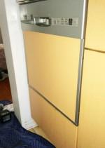 クリナップ食洗機 CWPR-45Bからリンナイ RKW-403A-SV への交換工事
