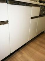 さいたま市浦和区ガーデンコート Panasonic食器洗浄機 NP-45MD6Wの設置工事