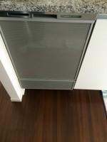文京区 パナソニック食器洗浄器 NP-P45VD2WからNP-45MD6S 交換工事